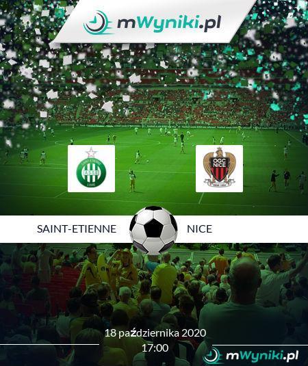 Saint-Etienne - Nice