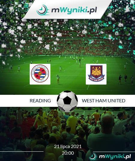 Reading - West Ham United