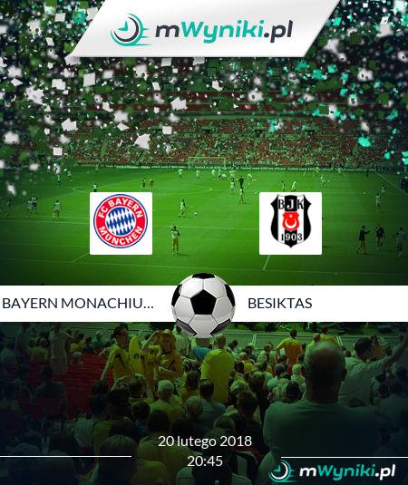 Bayern Monachium - Besiktas