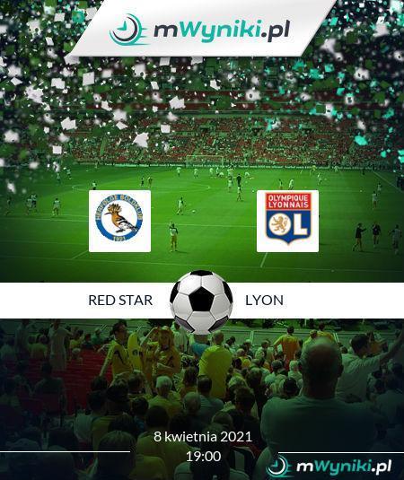 Red Star - Lyon