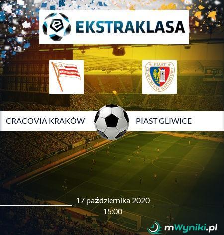 Cracovia Kraków - Piast Gliwice
