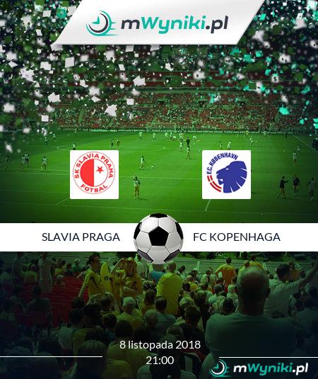 Slavia Praga - FC Kopenhaga
