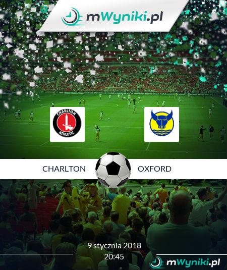 Charlton - Oxford