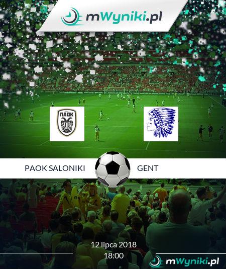 PAOK Saloniki - Gent