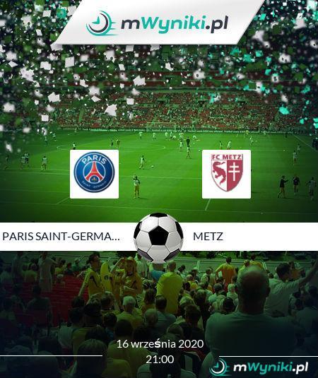 Paris Saint-Germain - Metz