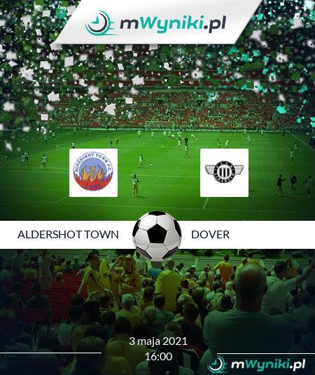 Aldershot Town - Dover