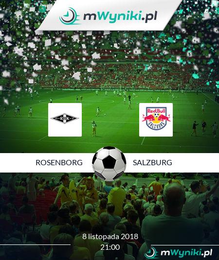 Rosenborg - Salzburg
