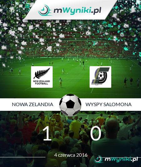 Nowa Zelandia - Wyspy Salomona