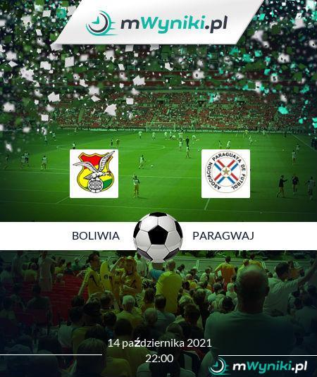 Boliwia - Paragwaj