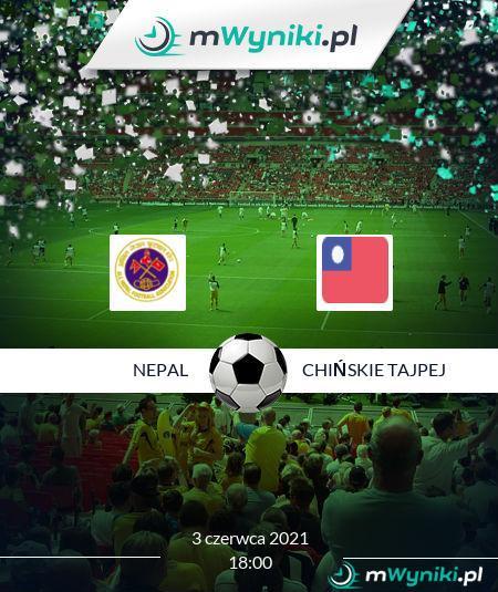 Nepal - Chinese Taipei