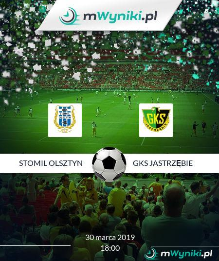 Stomil Olsztyn - GKS Jastrzębie