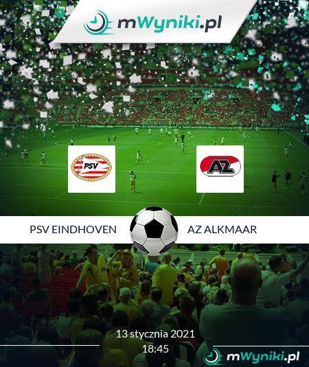 PSV Eindhoven - AZ Alkmaar