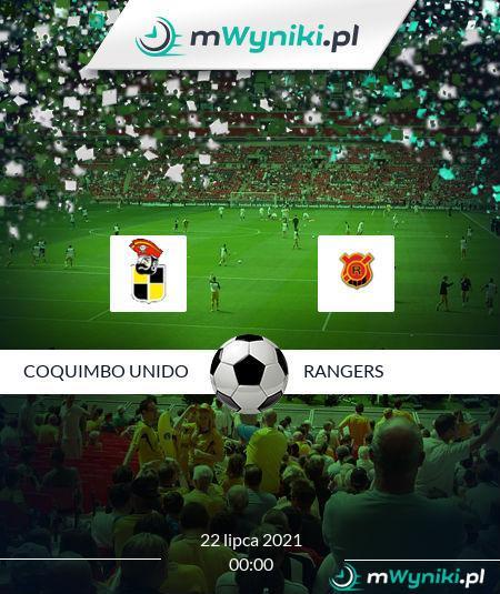 Coquimbo Unido - Rangers