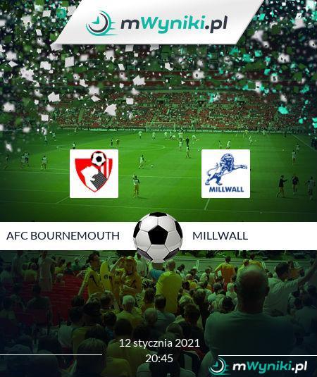 AFC Bournemouth - Millwall