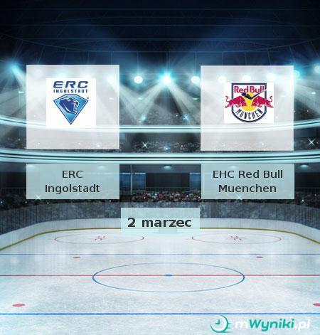 ERC Ingolstadt - EHC Red Bull Muenchen