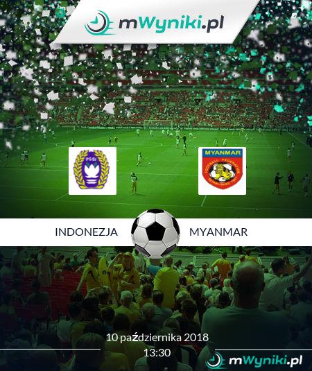 Indonezja - Myanmar