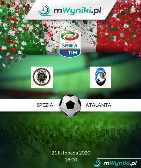 Spezia - Atalanta