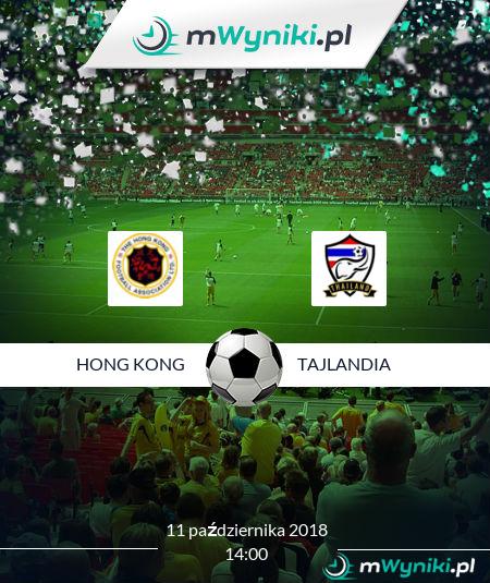 Hong Kong - Tajlandia
