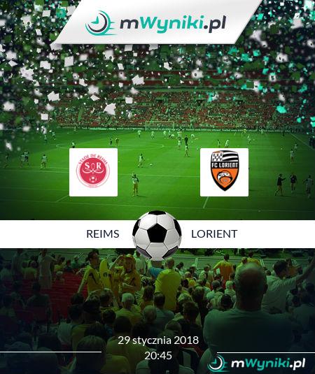 Reims - Lorient