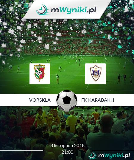 Vorskla - FK Karabakh