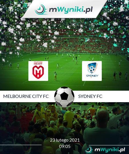 Melbourne City FC - Sydney FC