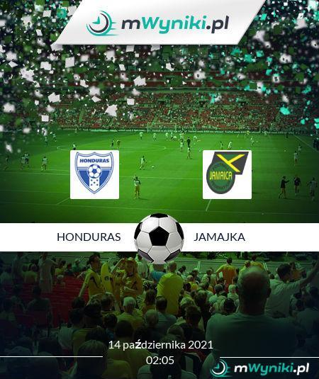 Honduras - Jamajka