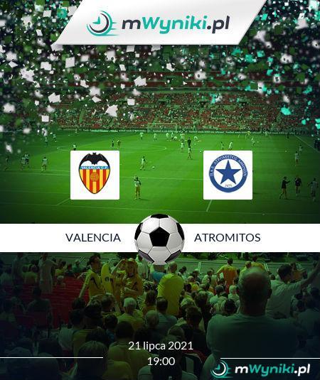 Valencia - Atromitos