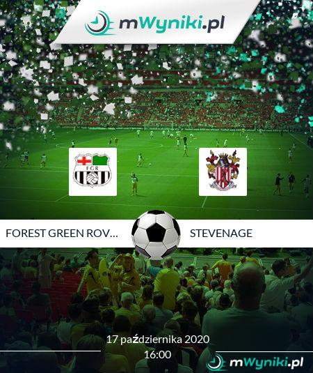 Forest Green Rovers - Stevenage