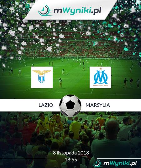 Lazio - Marsylia