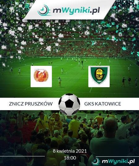 Znicz Pruszków - GKS Katowice
