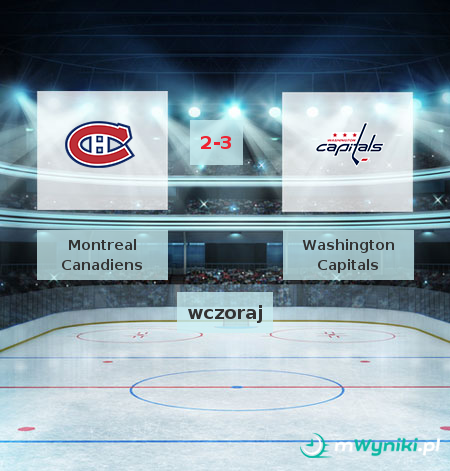 Montreal Canadiens - Washington Capitals