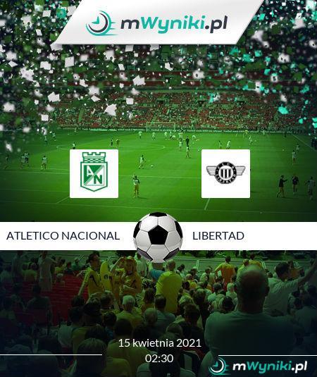 Atletico Nacional - Libertad