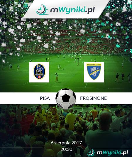 Pisa - Frosinone
