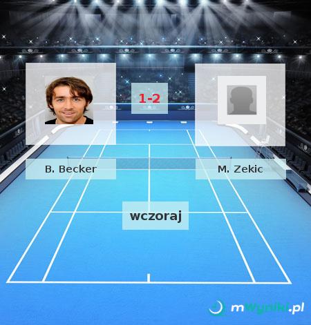 B. Becker - M. Zekic