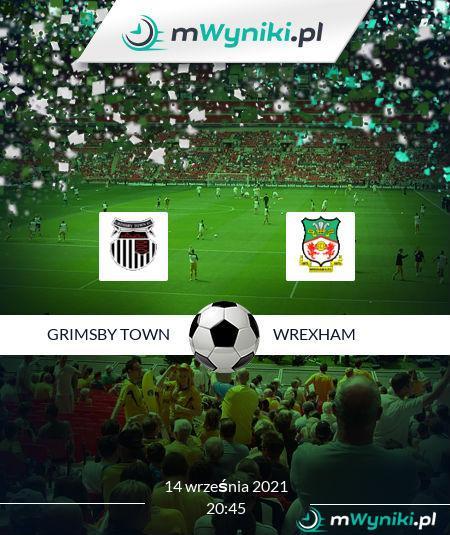 Grimsby Town - Wrexham