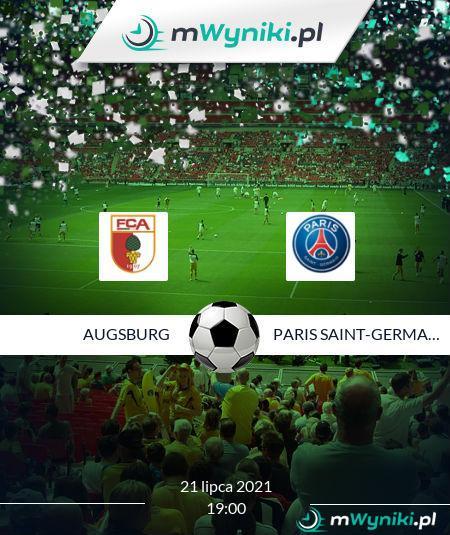 Augsburg - Paris Saint-Germain