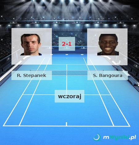 R. Stepanek - S. Bangoura