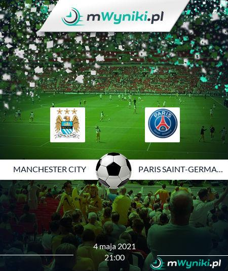 Manchester City - Paris Saint-Germain