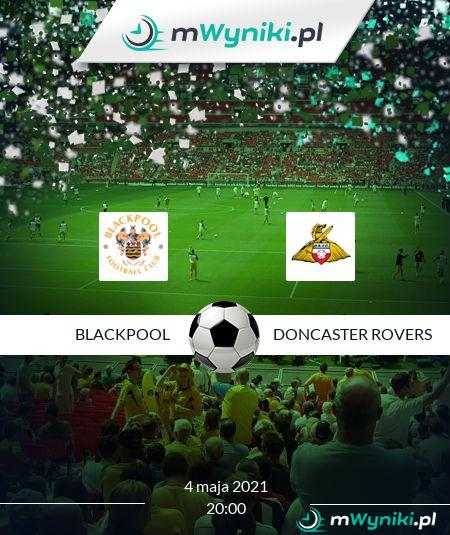 Blackpool - Doncaster Rovers
