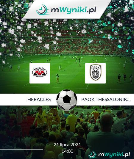 Heracles - PAOK Thessaloniki FC