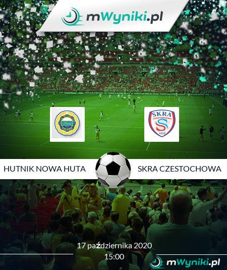 Hutnik Nowa Huta - SKRA Czestochowa