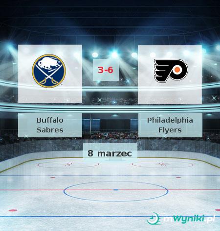 Buffalo Sabres - Philadelphia Flyers