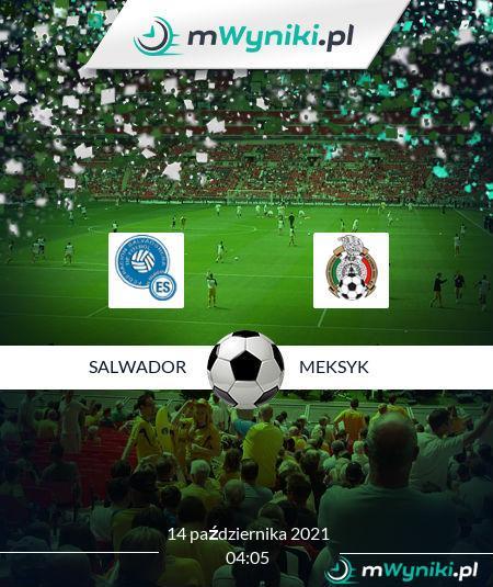 Salwador - Meksyk