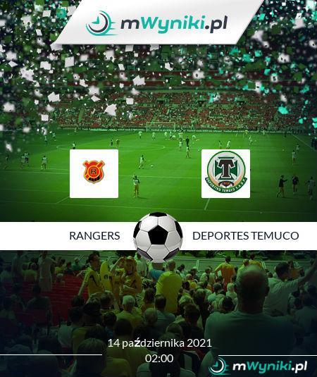 Rangers - Deportes Temuco