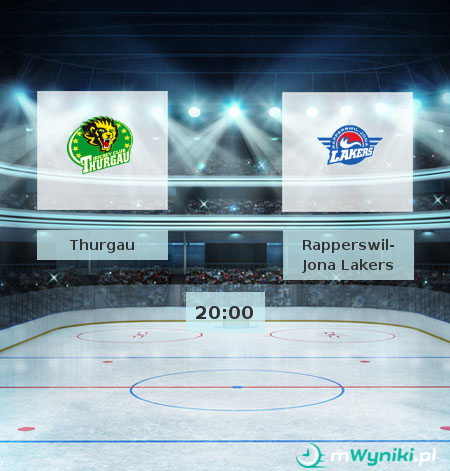 Thurgau - Rapperswil-Jona Lakers