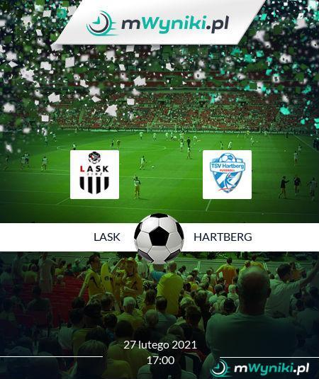 LASK - Hartberg