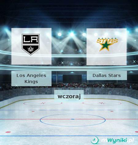 Los Angeles Kings - Dallas Stars