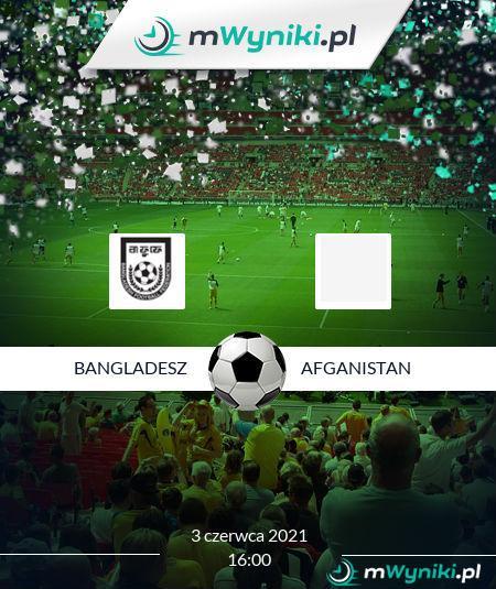 Bangladesh - Afghanistan