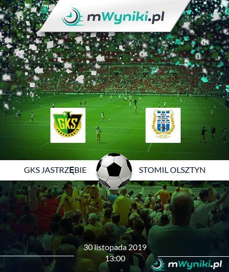 GKS Jastrzębie - Stomil Olsztyn