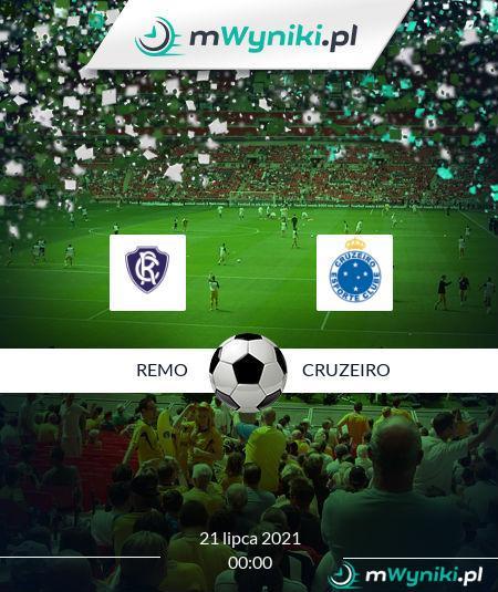 Remo - Cruzeiro